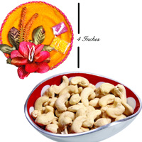 Cashew Polka Bowl & Tikka Thali