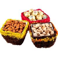 Choco Pista Almonds