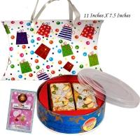 Mewa Batisa Gift Pack : Tikka with Sweets