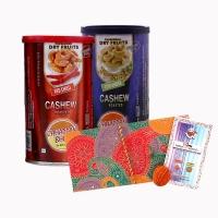 Bhai Dooj Tikka Mauli Roasted Red Chili Cashew Can